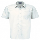 Boys Twin Pack Senior Short Sleeved Shirt