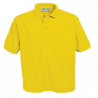 Chetwynd Gold Polo with logo