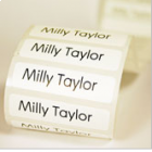 Iron-On Name Tags