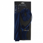 Large School Accessory Set - Navy