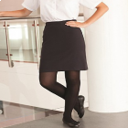 Straight Black School Skirt - Junior Sizes