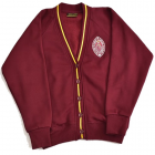 Our Lady & St Joseph Cardigan with logo