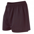 Plain Black PE shorts