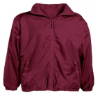 St Anne's Reversible Jacket with logo