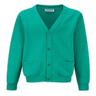Paradise Found Nursery Cardigan
