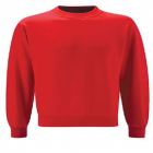 Red Hill Field Primary Crew neck Sweater with logo