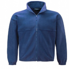 Wolvey Royal Fleece with logo