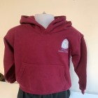 St Anne's PE Hoody with logo