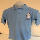 St Anne's PE Polo with logo