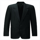 Etone Black Blazer - Chest sizes 38-50""